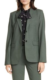 Theory Classic Stretch Wool Jacket
