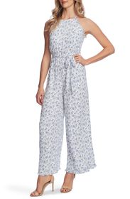 CeCe by Cynthia Steffe Patterned Jumpsuit