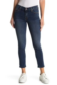 7 For All Mankind Roxanne Ankle Hem Jeans