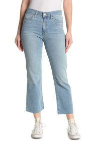 Joe's Jeans High Waisted Kick Flare Crop Jeans
