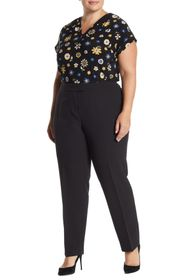 Anne Klein Stretch Slim Pants