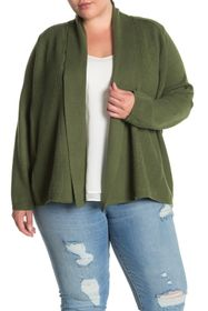 Cyrus Draped Open Front Cardigan