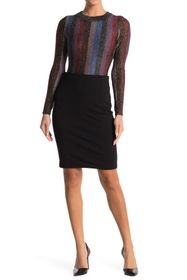 Premise Studio Stretch Pencil Skirt