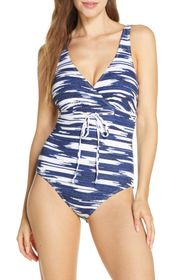 Tommy Bahama Canyon Sky One-Piece Swimsuit