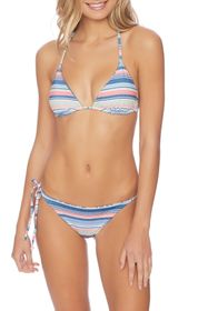 Splendid Painted Desert Triangle Bikini Top