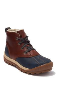 Timberland Mt. Hayes Chukka Faux Fur Lined Waterpr