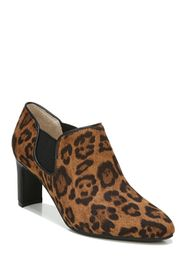 LifeStride Gilmore Leopard Print Ankle Boot - Wide