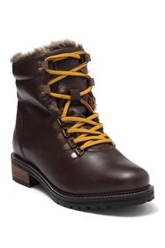 Joules Ashwood Faux Fur Lined Biker Boot