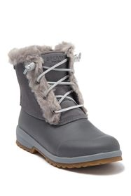 Sperry Maritime Faux Fur Lined Repel Water Resista