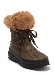 Sperry Maritime Faux Fur Lined Winter Duck Boot