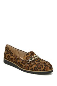 LifeStride Zizi Leopard Print Chain Loafer - Wide