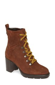Aquatalia Ihana Water Resistant Lace-Up Boot