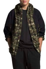 The North Face Camo Peril Wind Hoodie Jacket
