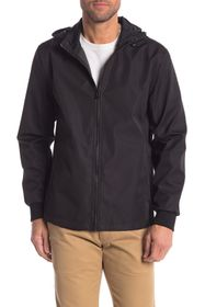 Cole Haan Zip Front Soft Shell Jacket