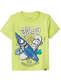 Quiksilver Kids Tripping Off Screen Tee (Toddler/L