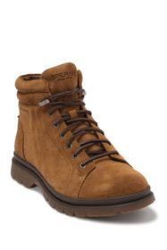 Sperry Watertown Suede Lace-Up Boot