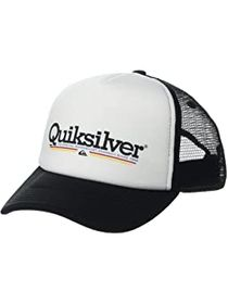 Quiksilver Kids Filtration Trucker Hat (Toddler/Li