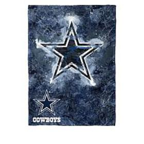 "Officially Licensed NFL 66"" x 90"" Touch Micro Thro"