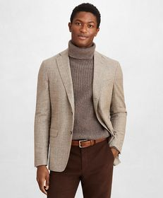 Brooks Brothers Golden Fleece® Three-Button Twill