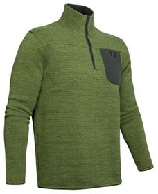 Under Armour Specialist Henley 2.0 Long-Sleeve Pul