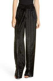 alice + olivia Elba Full Length Pants