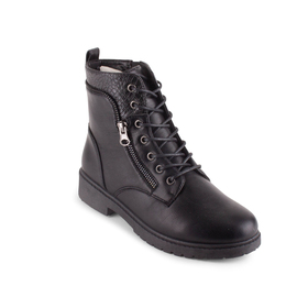 Womens Wanted Mission Ankle Boots