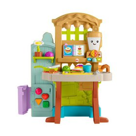 Fisher-Price Laugh & Learn Grow-The-Fun Garden To
