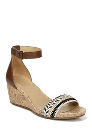Naturalizer Areda Wedge Sandal - Wide Width Availa