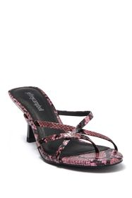 Jeffrey Campbell Danah Strappy Mule