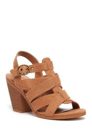 Rocket Dog Yeehaw Stud Block Heel Sandal