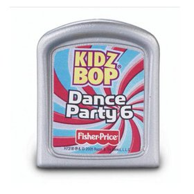 Fisher Price Star Station Dance Party #6 ROM Pack,