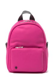 STATE Bags Hart Leather Convertible Mini Backpack