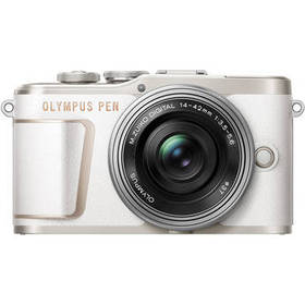 Olympus PEN E-PL10 Mirrorless Digital Camera with