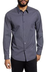 Theory Irving Dash Button-Up Shirt