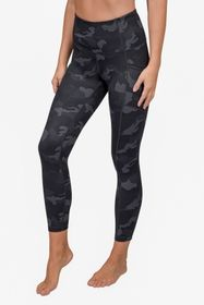 90 Degree By Reflex Yogalicious Lux Camo High Wais