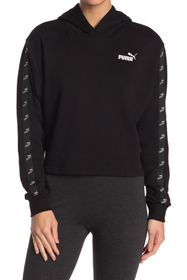 PUMA Amplified Cropped Pullover Hoodie