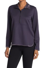 New Balance Determination Luxe Layer 1/4 Zip Pullo