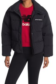 New Balance Select Cropped Heat Down Jacket