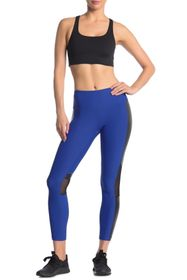 90 Degree By Reflex Mesh Colorblock Leggings