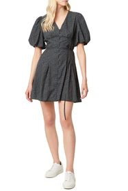 French Connection Graziana Button Front Dress