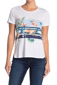 Tommy Bahama Resort Blooms Short Sleeve T-Shirt