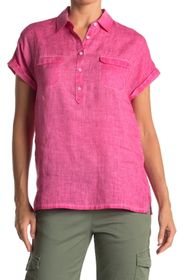 Tommy Bahama Sea Spray Short Sleeve Linen Shirt