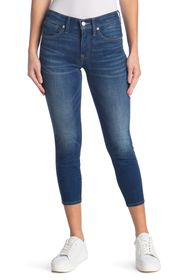 Lucky Brand Ava Mid Rise Crop Jeans