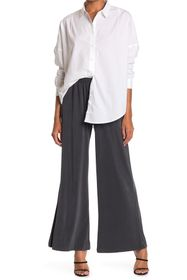 French Connection Reyna High Waist Wide Leg Pants