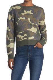 Dickies Camo Sweater