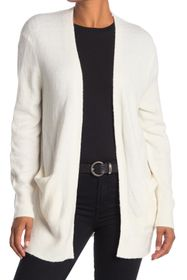 Madewell Open Front Patch Pocket Cardigan