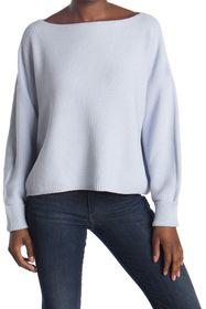 French Connection Moss Stitch Mozart Knit Sweater