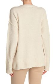 Line Eleanor Wool Blend Knit Sweeater