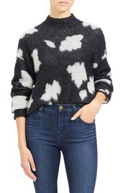Theory Floral Sweater