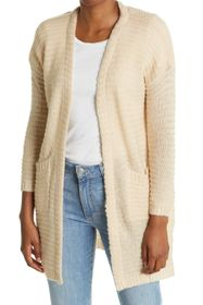 SEE U SOON Textured Knit Cardigan